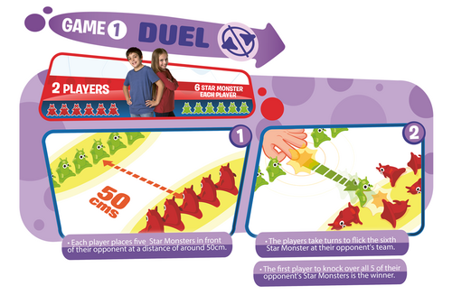 Game duel