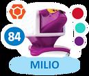 Card s2 milio