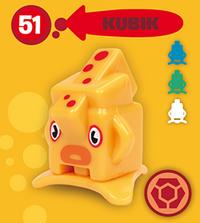 Card s1 kubik
