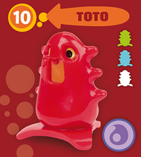 Card s1 toto