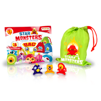 Star Monsters series 1 bag pack