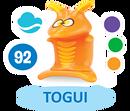 Card s2 togui