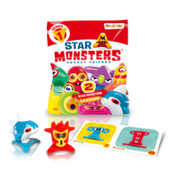 Star Monsters series 1 two pack