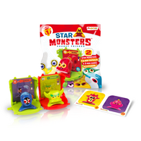 Star Monsters series 1 mini capsules