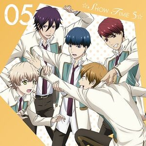 Stamu Musical Song Series SHOW TIME 5 team Otori & team Hiiragi