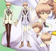 Nayuki's Character Design 1