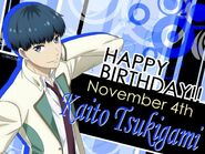 Kaito-Birthday