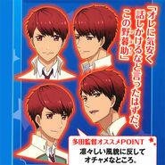 Tengenji's Character Design 2