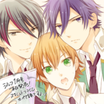 Artwork released to celebrate the 2nd drama CD
