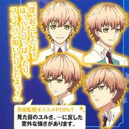Nayuki's Character Design 2