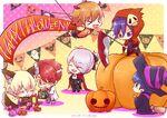 Halloween 2016 by Aokita Ren