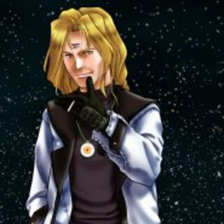 Ernest as he appears in <i>Star Ocean: The Second Story</i>