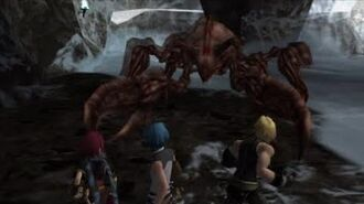 Star Ocean- TtEoT - Giant Crab Boss Fight -3 (Galaxy Difficulty)