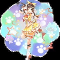 Singing Star Sophia artwork.