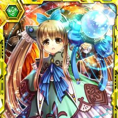 Lymle as she appears in Star Ocean: Material Trader.