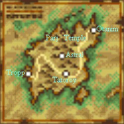 Astral Continent (SNES)