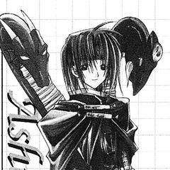 Ashton as he appears in <i>Star Ocean: Blue Sphere</i> manga.