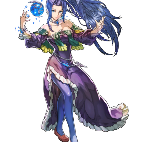 Mavelle as she appears in Star Ocean: Anamnesis.