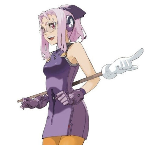 Welch as she appears in <i>Star Ocean: The Last Hope</i>