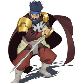 Ashlay as he appears in <i>Star Ocean: First Departure.</i>