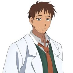 Bowman as he appears in <i>Star Ocean: Second Evolution</i>