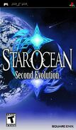 Star Ocean Second Evolution US Cover
