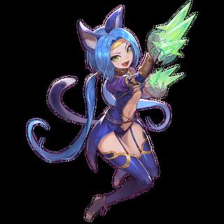 Meracle as she appears in Star Ocean: Anamnesis.