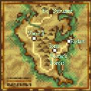 Van Continent (SNES)