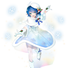 Winter Rena artwork by <a class=