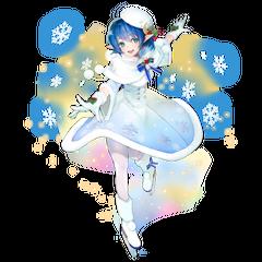 Snow Flower Rena artwork.
