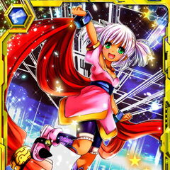 Peppita as she appears in Star Ocean: Material Trader.