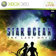 <i>Star Ocean: The Last Hope</i> Europe-PAL cover art (Xbox).