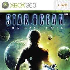 <i>Star Ocean: The Last Hope</i> cover (North America).