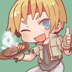 Claude avatar.