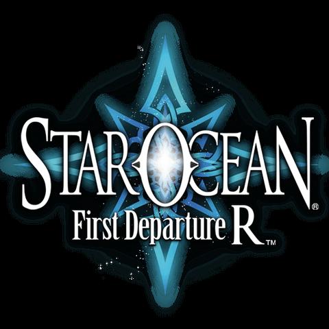 <i>Firt Departure R</i> logo.