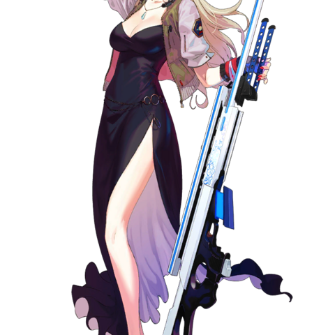 Opera as she appears in Star Ocean: Anamnesis.