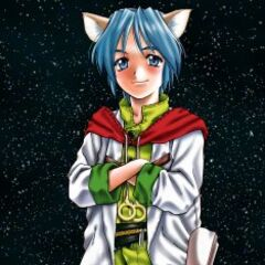 Leon as he appears in <i>Star Ocean: The Second Story</i>