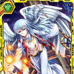 Ioshua as he appears in Star Ocean: Material Trader.