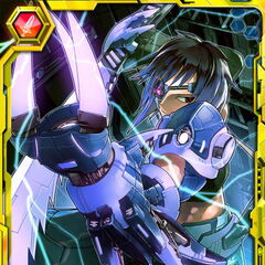 Albel as he appears in Star Ocean: Material Trader.