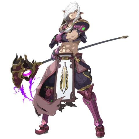 Arumat as he appears in Star Ocean: Anamnesis.