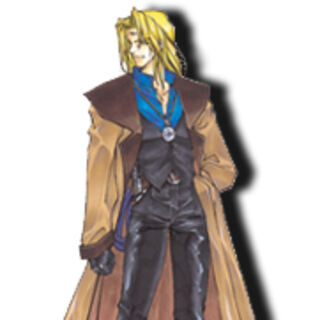 Ernest as he appears in <i>Star Ocean: Blue Sphere</i>
