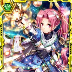 Millie as she appears in Star Ocean: Material Trader.