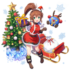 Holy Night Precis in Star Ocean: Anamnesis.