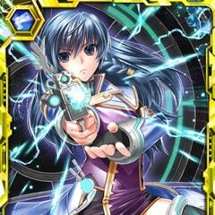 Maria as she appears in Star Ocean: Material Trader.