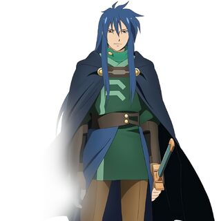 Dias as he appears in <i>Star Ocean: Second Evolution</i>.