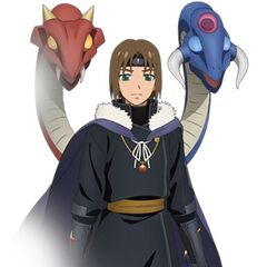 Ashton as he appears in <i>Star Ocean: Second Evolution</i>