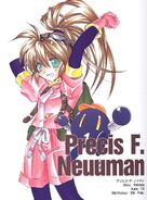 Precis (Star Ocean Second Story Manga)