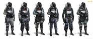 Krogir Federation Police