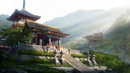 Vakr Temple