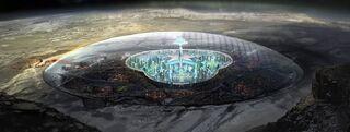 Lunar Dome